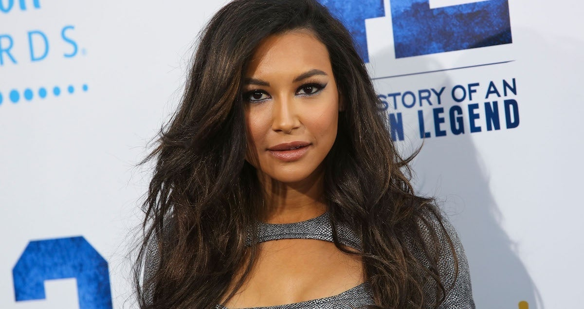naya-rivera-glee-getty