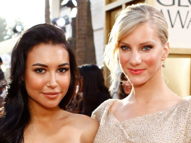 Heather Morris Shares Photos of Her Boys Playing With Naya Rivera's Son