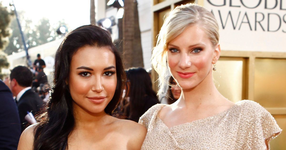 naya-rivera-heather-morris-getty