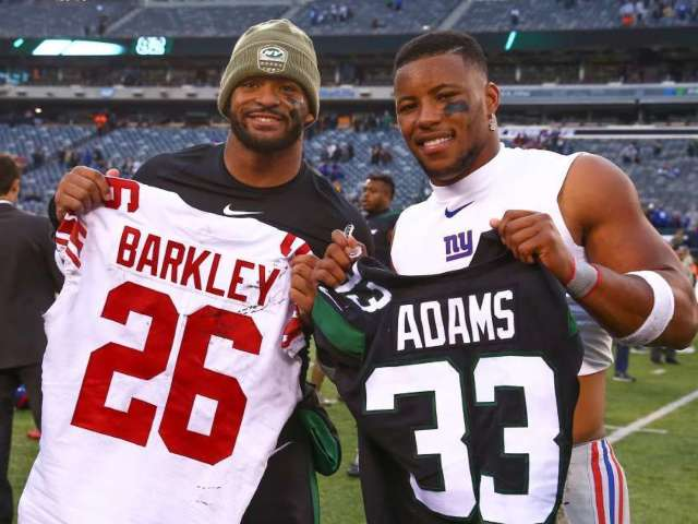 NFL Bans Postgame Jersey Swaps, and Players, Fans Aren't Happy