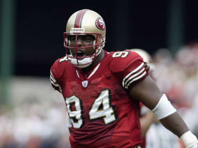 Former NFL Star Dana Stubblefield Found Guilty of Rape, Faces Life in Prison
