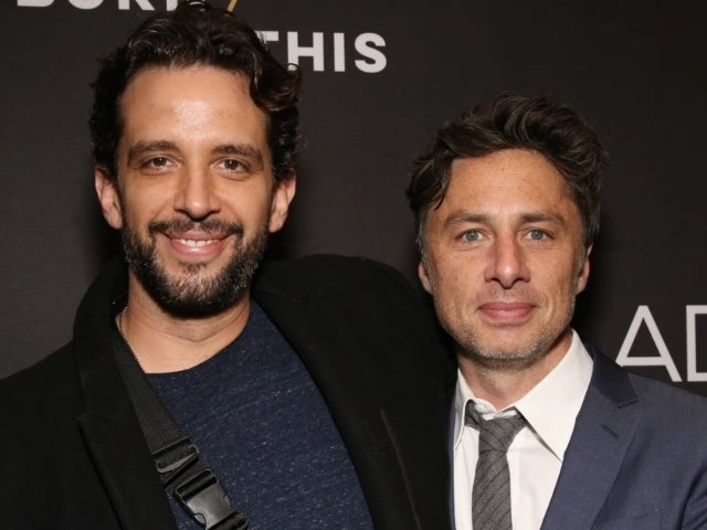 Zach Braff Shares the Last Text He Ever Got From Best Friend Nick Cordero