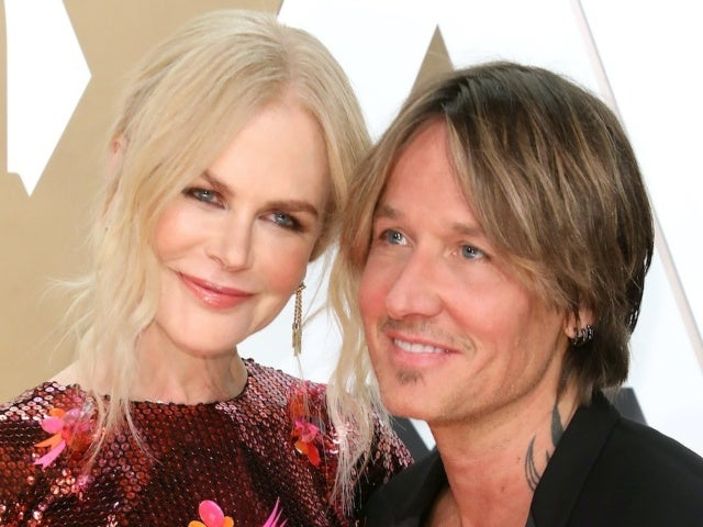 Nicole Kidman Credits Keith Urban With Giving Her 'Confidence'