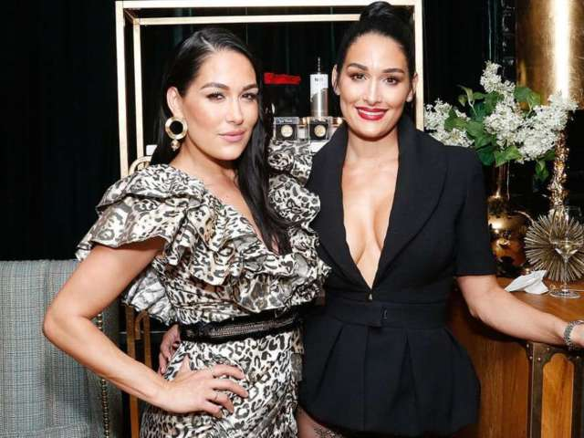 Nikki and Brie Bella's Fans Blown Away by Their Intimate Pregnancy Photoshoot