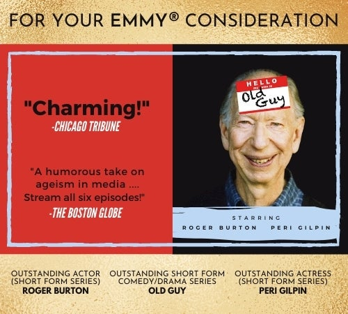 OLD GUY - For Your Emmy Consideration