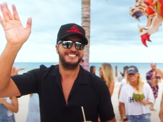 Luke Bryan Earns His 25th No. 1 With 'One Margarita'