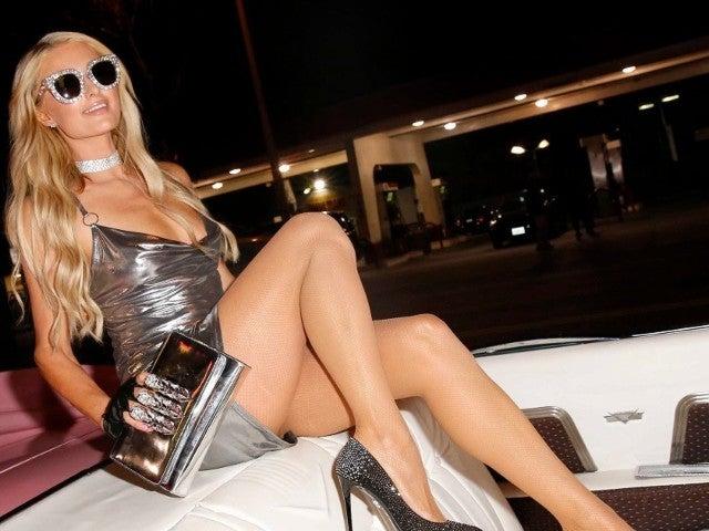 July 4th: Paris Hilton's Patriotic Photos Light up Twitter