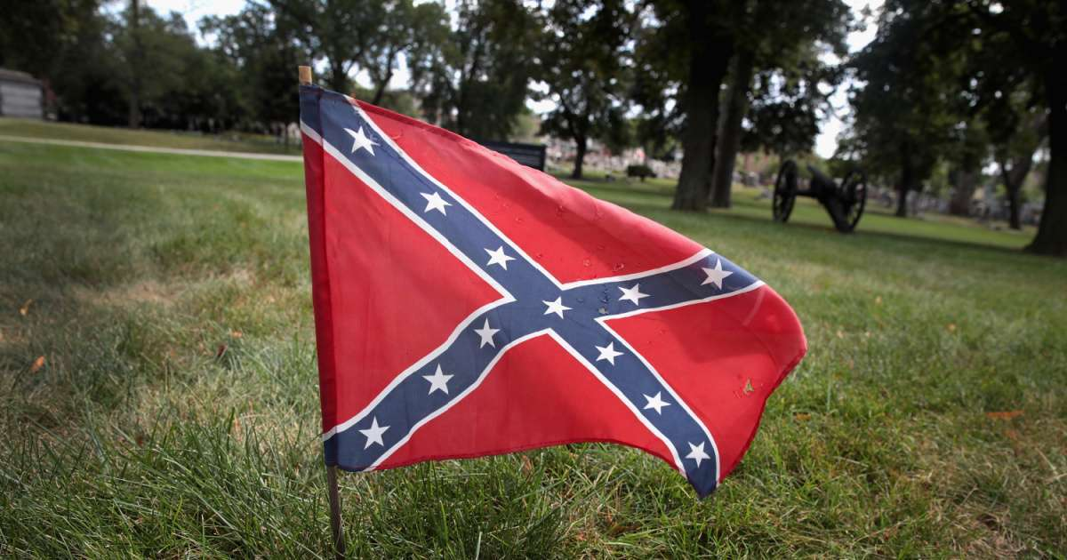 Pentagon ban confederate flag US military bases