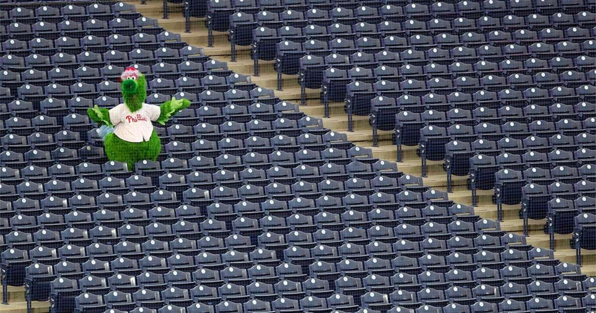 Phillies-Mascot