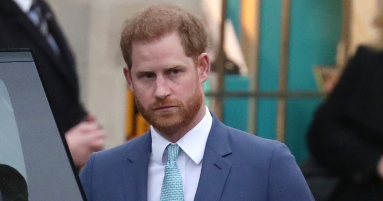 Prince Harry Reportedly Advised to Fly Home to 'Say Goodbye' to Grandfather Prince Philip Amid Hospitalization.jpg