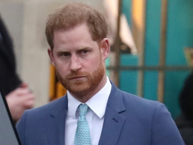 Prince Harry Further Distances Himself From Royal Duties by Removing 'HRH' Title From Website
