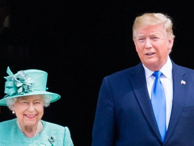 Queen Elizabeth Speaks to Donald Trump Ahead of July 4th, and Social Media Is Weighing In