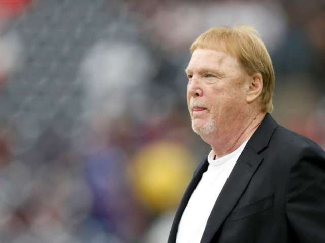 Raiders Owner Mark Davis Says It's Possible 2020 NFL Season Could Be Canceled