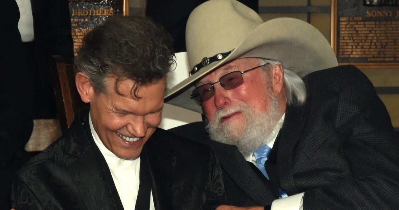 WATCH: Randy Travis Shares Touching Video of Late Country Singer Charlie Daniels Praying with him