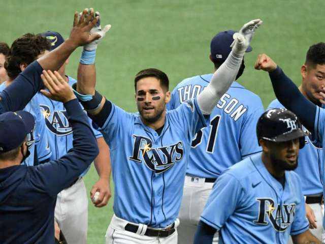 Rays Say to 'Arrest the Killers of Breonna Taylor' in Strong Opening Day Message