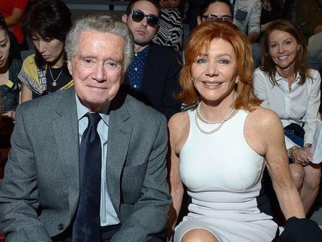 Regis Philbin's Wife Joy and Daughters Mourn Beloved TV Host