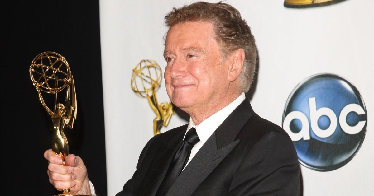 regis philbin emmys 2 getty images