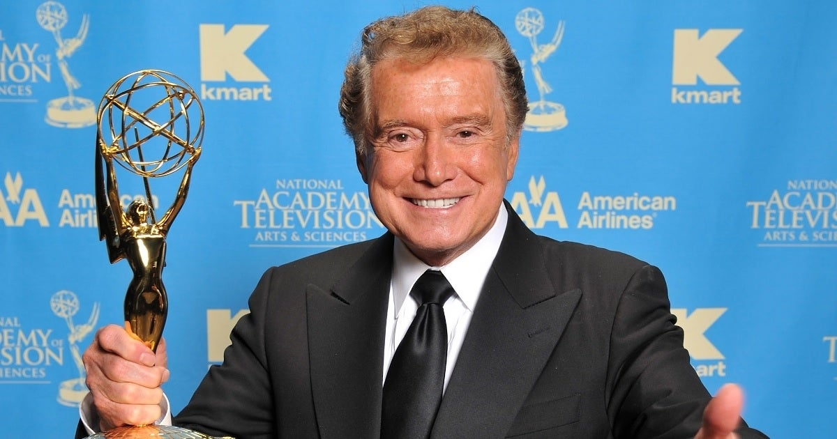 regis philbin emmys getty images