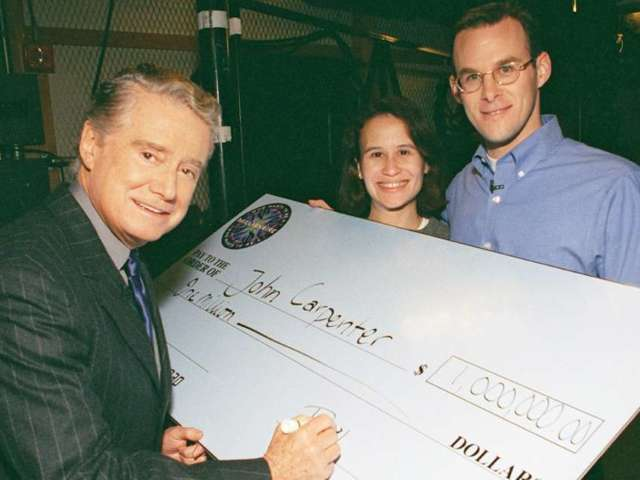 Regis Philbin Dead: Relive Host's Iconic First Winner on 'Who Wants to Be a Millionaire?'