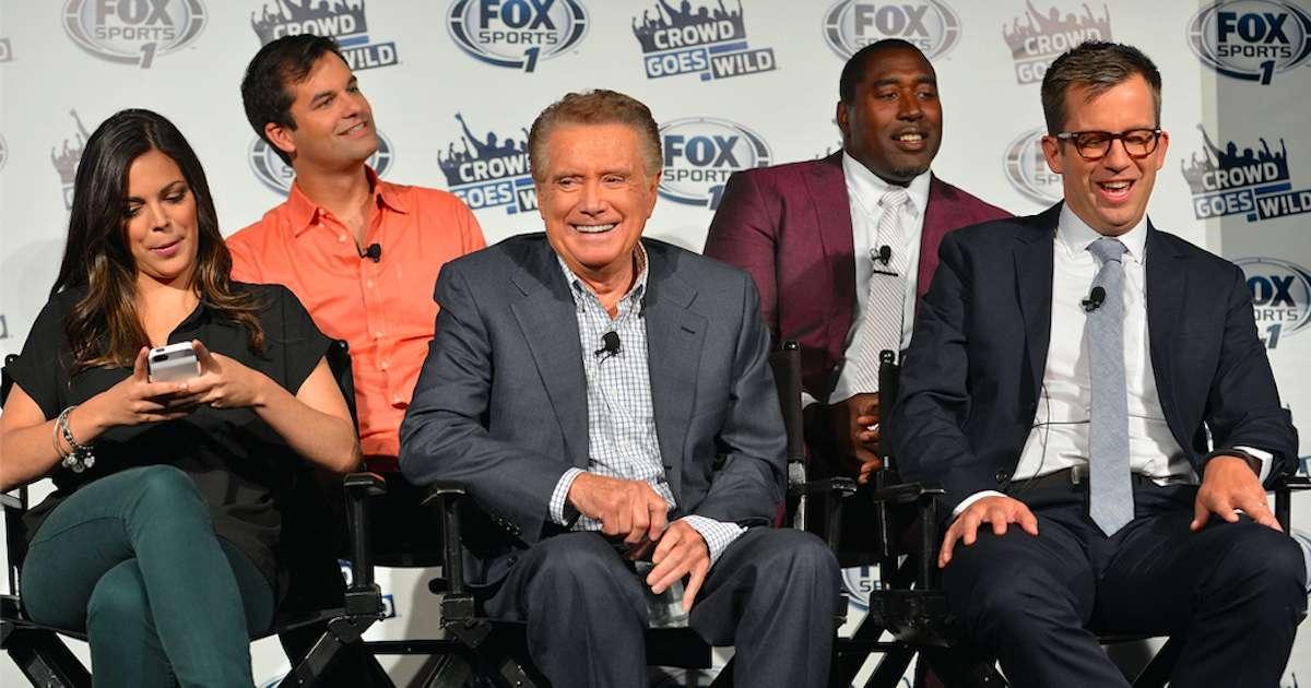 Regis-Philbin-FOX-Sports