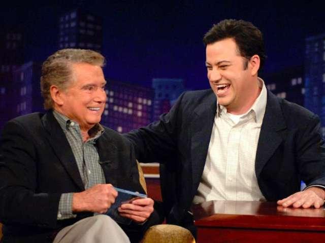 Regis Philbin Dead: Jimmy Kimmel Pens Touching Tribute to Late 'Live' Host