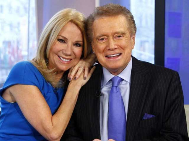 Watch: Regis Philbin's First National 'Live' Broadcast Alongside Kathie Lee Gifford Resurfaces After Death