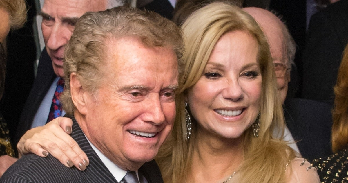 regis philbin kathie lee gifford getty images