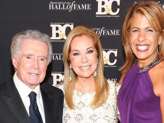 Regis Philbin Dead: 'Today' Co-Host Hoda Kotb Posts Photo of Kathie Lee Gifford With 'Live' Host After His Death