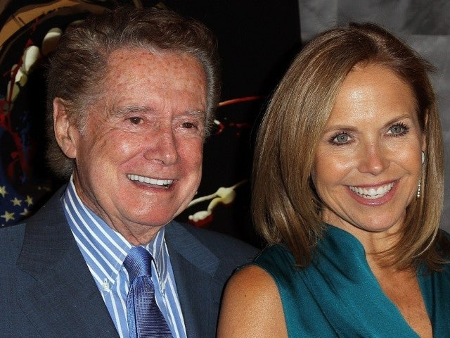 Regis Philbin Dead: Former 'Today' Host Katie Couric Mourns Late TV Legend, Sends 'Strength' to Family