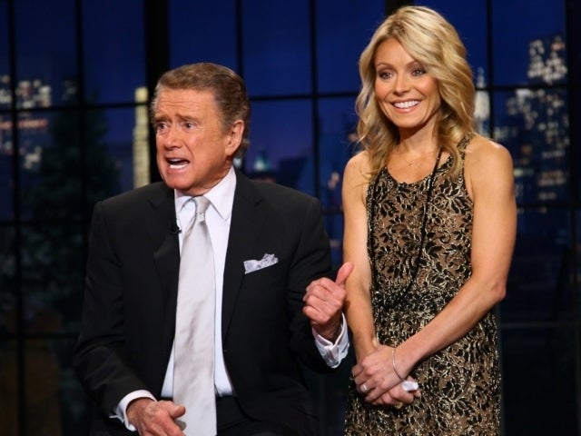 Kelly Ripa Shares the Biggest Lesson She Learned From Regis Philbin