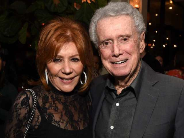 Regis Philbin's Wife: What to Know About Joy Philbin