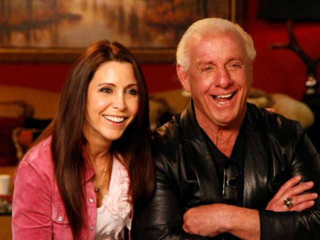 Ric Flair's Wife Tests Positive for Coronavirus