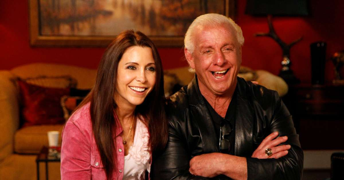 Ric Flair wife tests positive coronavirus