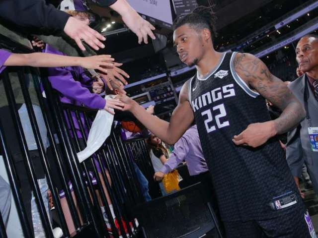Kings' Richaun Holmes Violated NBA Bubble Rules to Get Chicken Wings