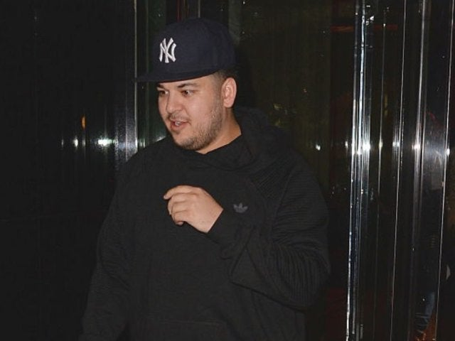Rob Kardashian Goes Shirtless With New Instagram Profile Photo