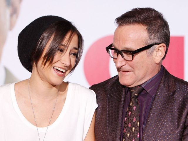 Robin Williams' Daughter Zelda Is Celebrating His Birthday in an Incredible Way