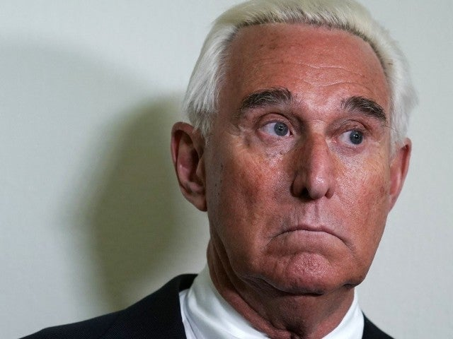 Donald Trump Defends Commuting Roger Stone's Sentence, Blames 'Illegal Witch Hunt'