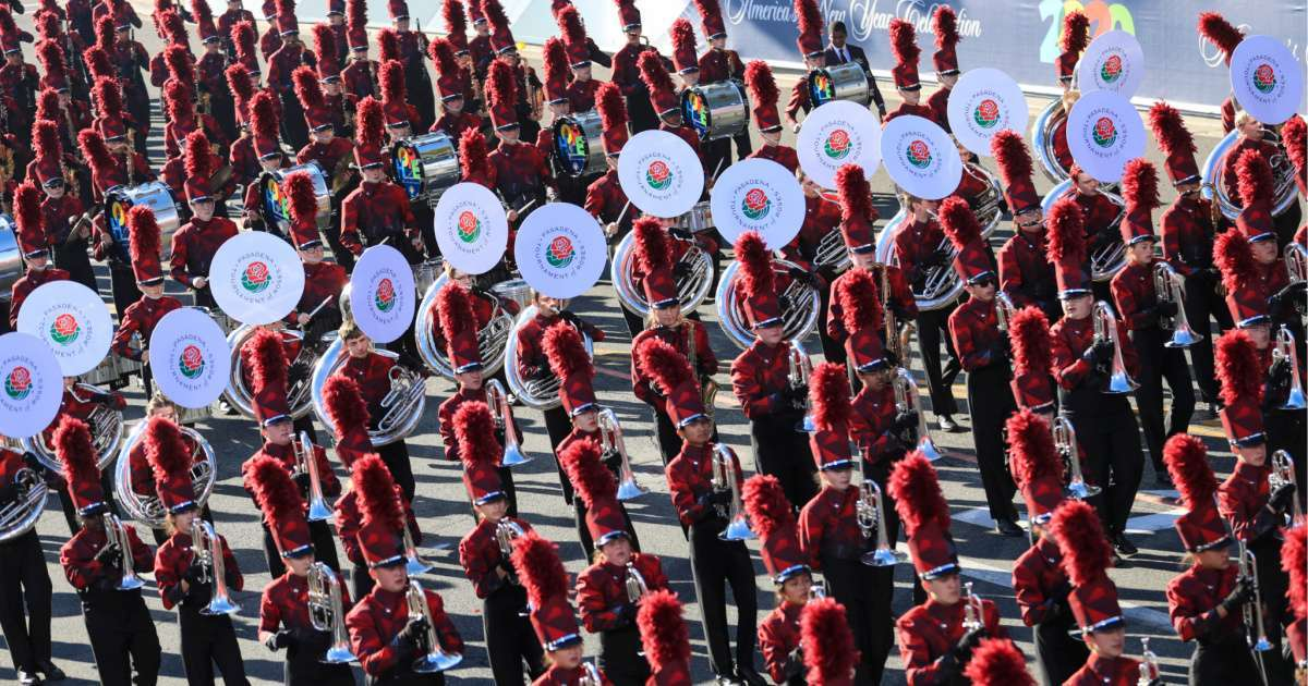 Rose parade canceled Rose Bowl game still in play COVID-19 pandemic
