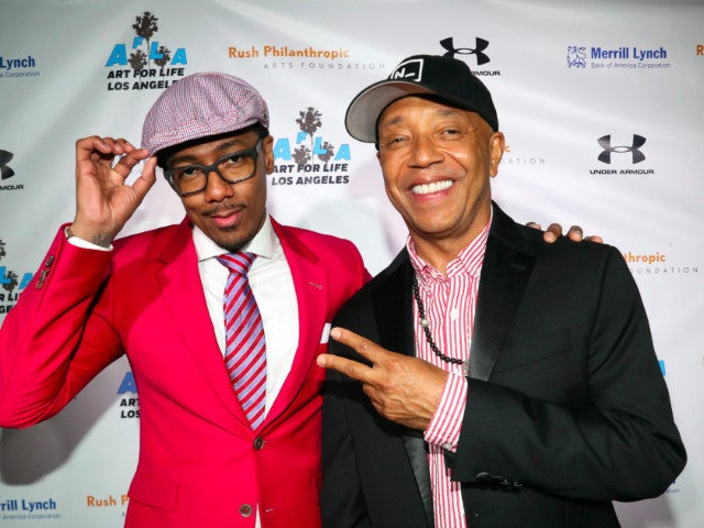 Russell Simmons Slammed for 'Tone Deaf' Comment on Nick Cannon's Troubling Post