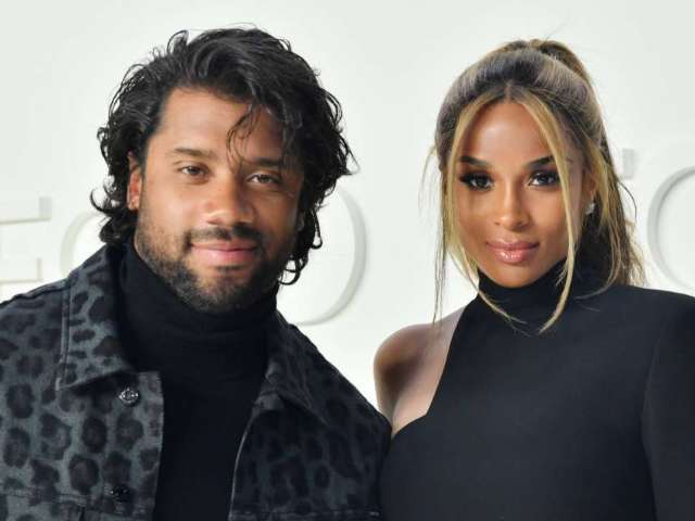 Ciara and Russell Wilson Welcome Son, Reveal His Punny Name