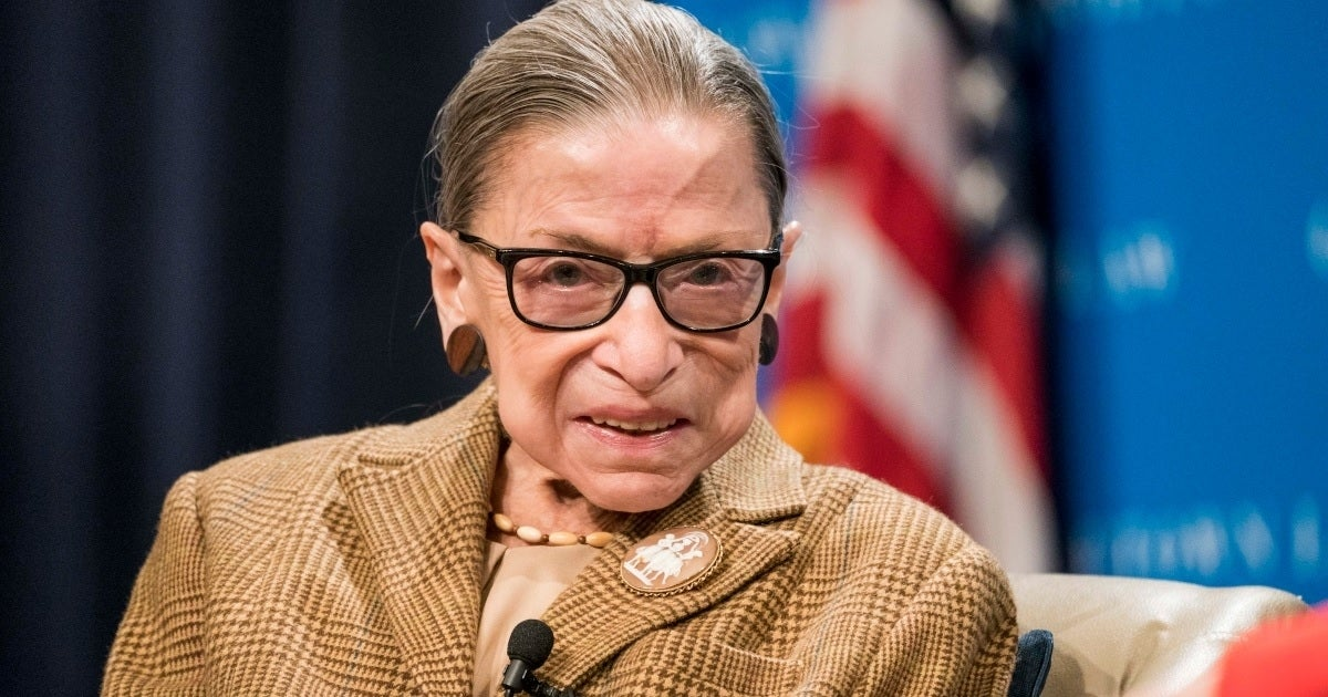 ruth bader ginsburg getty images