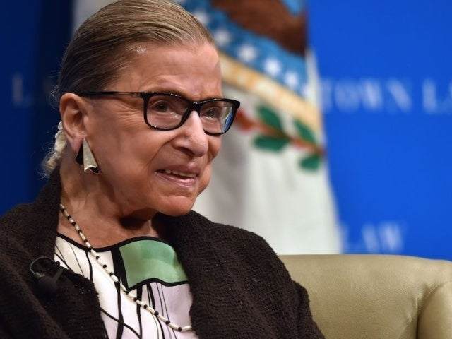 Ruth Bader Ginsburg Released From Hospital After Possible Infection