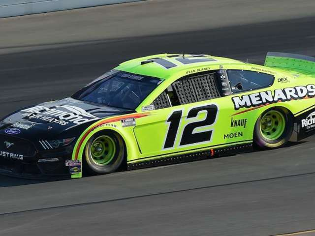 NASCAR: Ryan Blaney's Pit Crew Member Hit on Pit Road, Taken to Hospital
