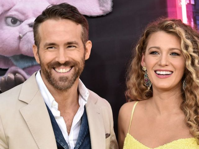 Ryan Reynolds and Blake Lively's 'First Time' Photo Has Fans Spotting One Major Hilarious Detail