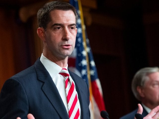 Senator Tom Cotton Breaks With Conservative Colleagues Who Oppose Electoral Vote Count