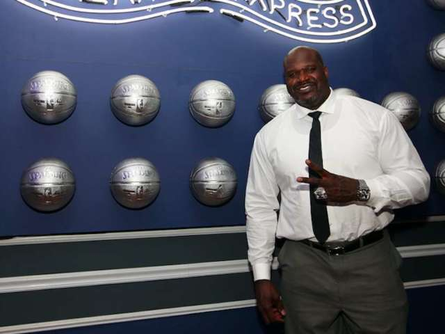 Shaquille O'Neal Fans Can Now Buy Face Masks With His Face on Them