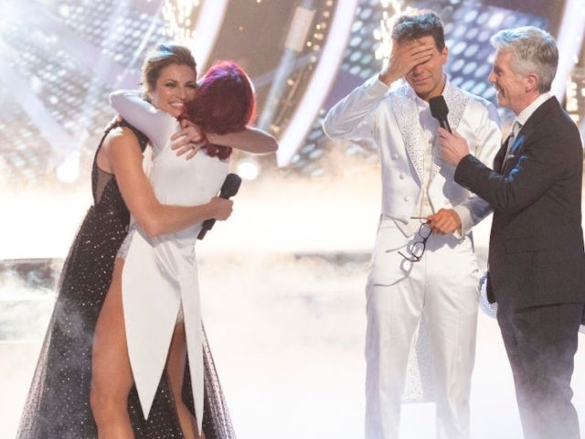 'DWTS': Sharna Burgess Reacts to Tom Bergeron's and Erin Andrews' Firings