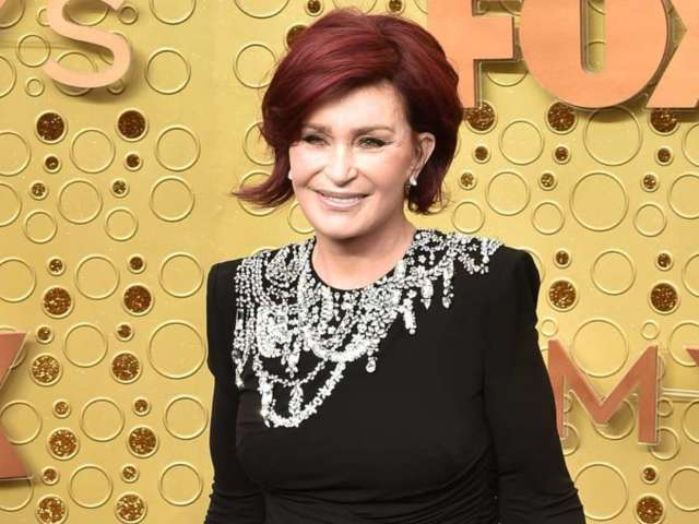 Sharon Osbourne Reveals 10-Pound Weight Gain Amid Pandemic, Social Distancing