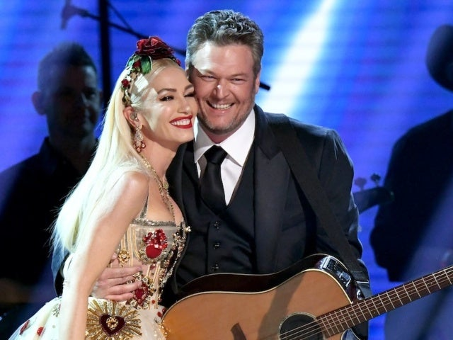Blake Shelton and Gwen Stefani Releasing New Duet, 'Happy Anywhere'