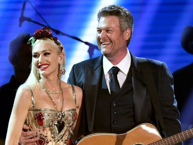 Listen to Blake Shelton and Gwen Stefani's New Duet, 'Happy Anywhere'